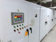 Alliance MCC Control Panel for Bottle Line Conveyors