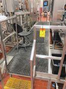Stainless Steel Operator Platform for Fogg Filler