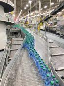 Aliance Mass Flow Conveyor from Slow Down Module to Douglas Packer