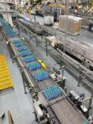 Alliance Discharge Case Conveyor from Douglas Packer to Spiral