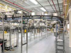 Air Conveyor from Labeler to Filler