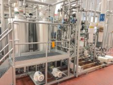 Mineral Injection Skid