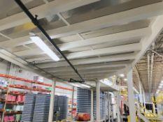 Platform Mezzanine for Single Filer Combiner