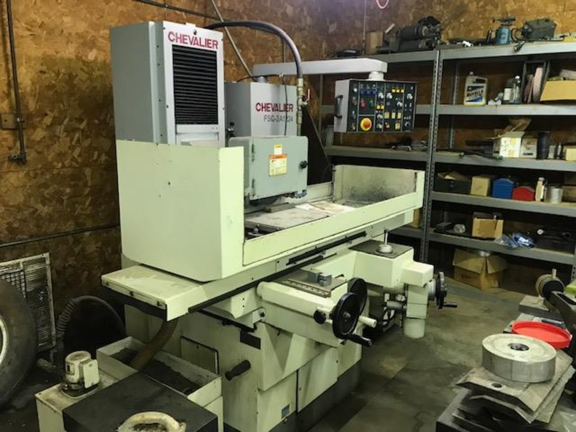 Lot 2C - CHEVALIER SURFACE GRINDER, MODEL FSG-3A1224, S/N P3951006, (LOCATION: SOUTH BEND, IN) ***RIGGING