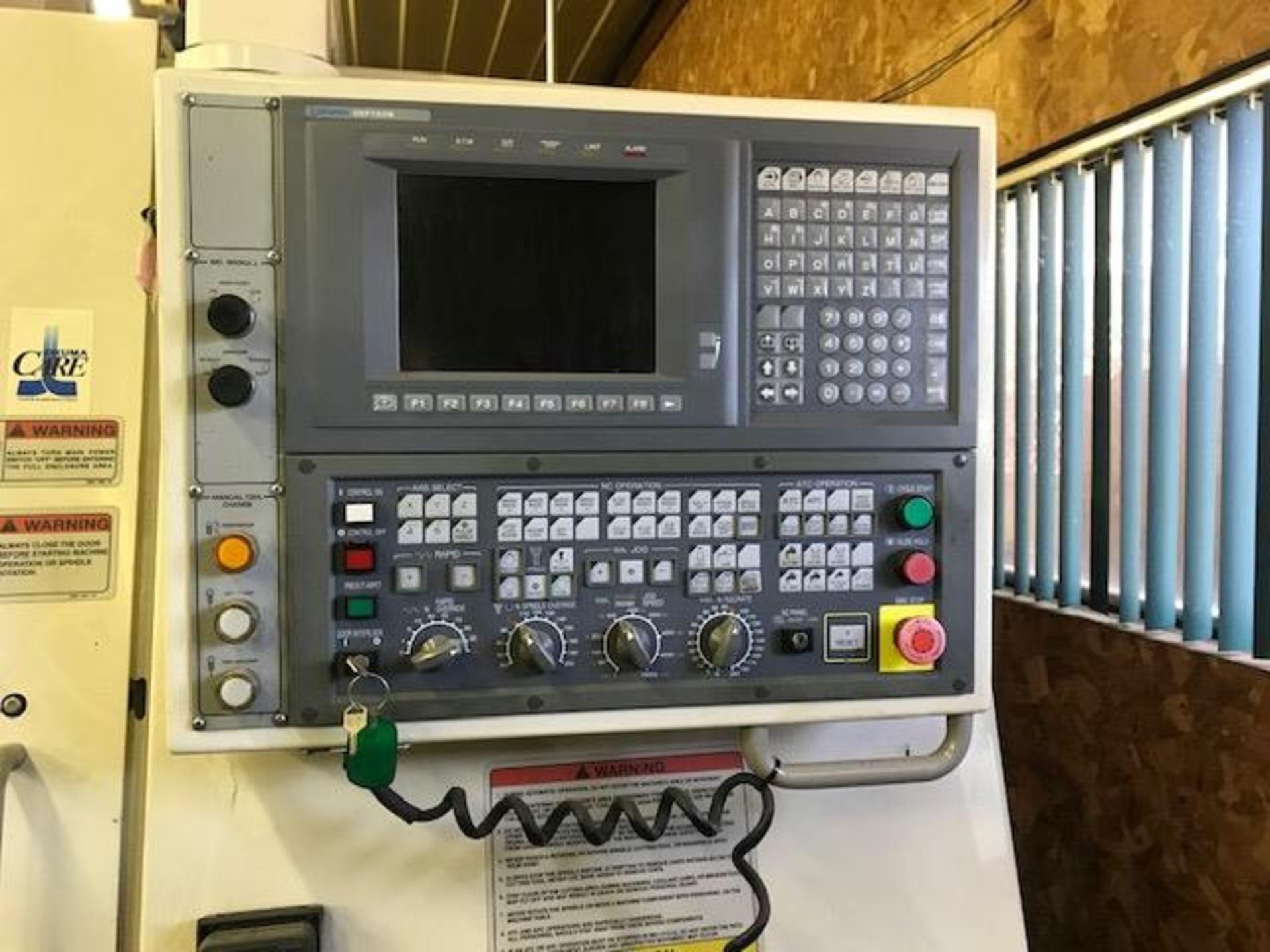 Lot 2D - OKUMA VERTICAL MACHINING CENTER, MODEL CADET MATE, S/N 0507, (LOCATION: SOUTH BEND, IN) ***RIGGING