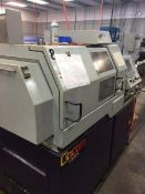"1998 CITIZEN L(5)20 TYPE VII (5M7) CNC SWISS LATHE, CAPACITY: 0.75"", RPM: 10,000 RPM, # AXIS: 5; EQU"