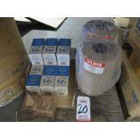 LOT - (9) BOXES OF JOSEF KIHLBERG STAPLES, MODEL JK561-15