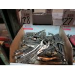 LOT - VISE GRIP PLIERS AND CLAMPS