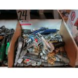 LOT - MISC AIR FITTINGS