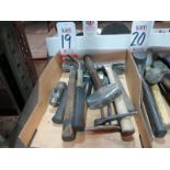 LOT - ASSORTED HAMMERS
