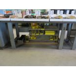 LOT - (3) WORKBENCHES