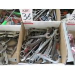 LOT - MISC WRENCHES