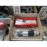 CENTRAL PNEUMATIC AIR PUNCH/FLANGE TOOL, MODEL P-36877