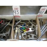LOT - SPRING CLAMPS