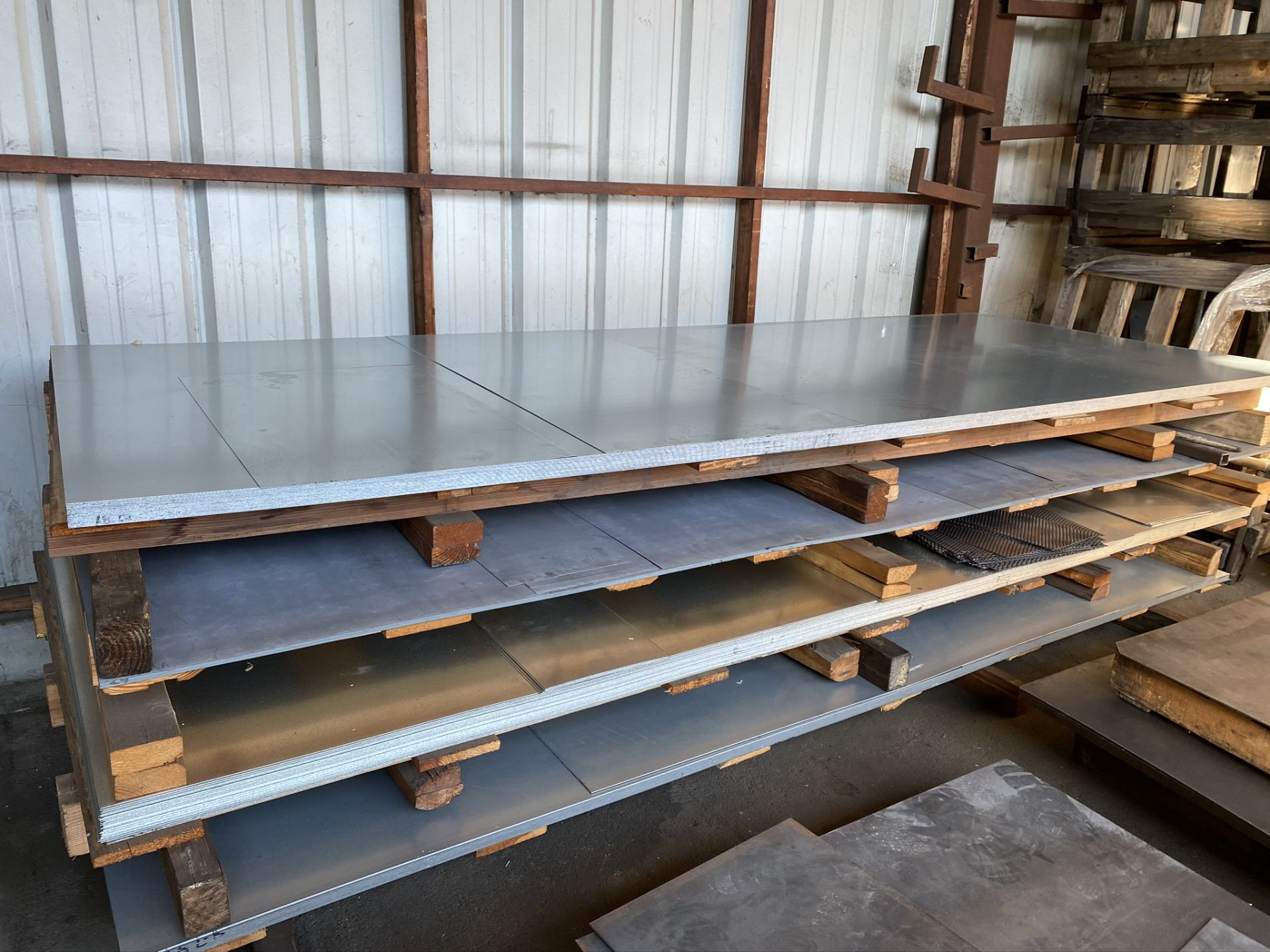 Lot 0A - STORE FIXTURE MANUFACTURING FACILITY