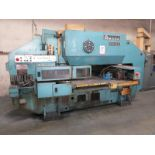1983 AMADA PEGA 344 QUEEN TURRET PUNCH, 30-TON, 56-STATION TURRET, THICK TURRET, S/N AH440115