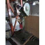 MILFORD RIVET MACHINE, MODEL 256REV3, S/N 1427, OUT OF SERVICE