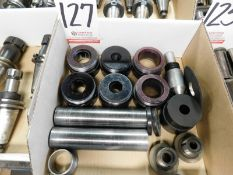 LOT - BAR FEED LINERS AND RELATED ITEMS