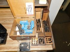 LOT - NUMBER & LETTER PUNCHES