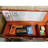 REMINGTON MODEL 480 POWDER ACTUATED STUD DRIVER