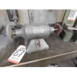 1/3 HP DOUBLE END BENCH GRINDER