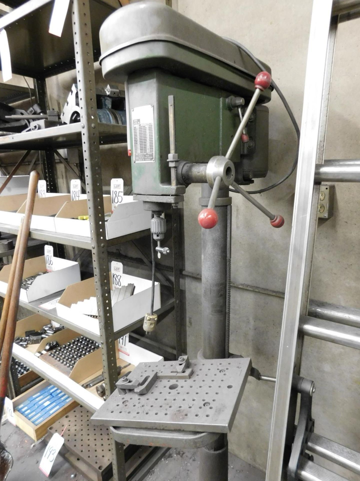 "ENCO 17"" FLOOR DRILL PRESS, MODEL 40005 - Image 4 of 4"