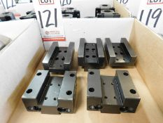 LOT - (3) HARDINGE SG-CE AND (2) SG32 TOOL HOLDERS