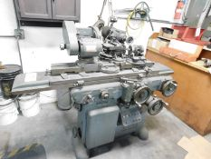 COVEL MFG. CO. NO. 22 UNIVERSAL CUTTER AND TOOL GRINDER, S/N 22-289