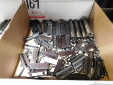 LOT - INSERT CUTTER TOOL HOLDERS, COLLET CHUCKS AND RELATED ITEMS