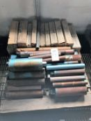 LOT - ASSORTED CONCRETE CORE DRILLING BITS
