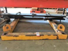 LIFTING RIG BOX BEAM 6' X 5 1/2'