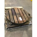 """36"""" T-SLOT ROTARY TABLE (LOCATION: BUILDING 6)"""