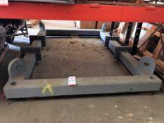 LIFTING RIG BOX BEAM 8' X 5 1/2'