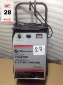 LOT - BATTERY CHARGERS/STARTER, 10-200 AMP