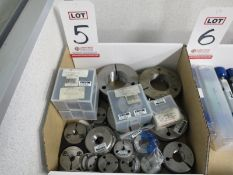 LOT - GO/NO-GO RING AND THREAD GAGES