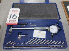 "FOWLER 1.4""-6"" DIAL BORE GAGE SET"
