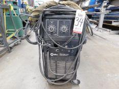 MILLER MILLERMATIC 250 CV/DC ARC WELDING POWER SOURCE/WIRE FEEDER, STOCK NO. 903291, S/N KF894033