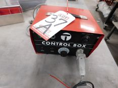 TRAFIMET MIG WELDING CONTROL BOX, TYPE: BX0755