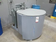 "STUCCO MIXER, 32"" DRUM"
