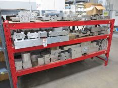 LOT - ALUMINUM RUNNERS AND MISC TOOLING FOR INVESTMENT CASTING