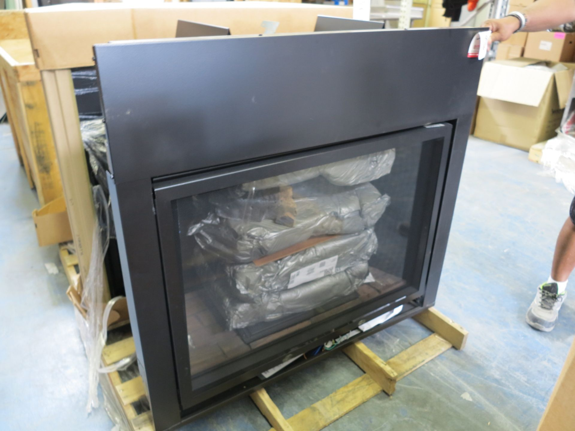 NAPOLEON GAS FIREPLACE INSERT, MODEL MARQ36IN
