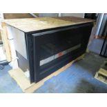 EMPIRE GAS FIREPLACE, MODEL DVLL41