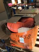 "LOT - HEPA STAND 8"" FLEX HOSE"