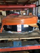 LOT - 100' RUBBER EXPANSION JOINT 9""