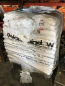 LOT - PALLET OF PELADOW PREMIER SNOW AND ICE MELTER CALCIUM