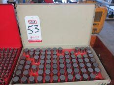 VERMONT PIN GAUGE SET, .917-1.000 PLUS