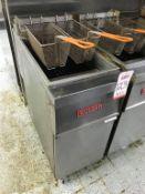 VULCAN ELECTRIC DEEP FRYER, MODEL 1E50BD