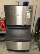 MANITOWOC ICE MAKER, MODEL B400, S/N 041220562
