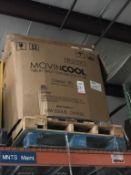 DENSO MOVINCOOL CLASSIC 60 PORTABLE AIR CONDITIONER, 60,000 BTU, NEW (LOCATION: PAINT SHOP)