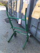 GREENLEE 2-WHEEL REEL TRANSPORTER, MODEL 916 (LOCATION: FLEX CONTAINER)